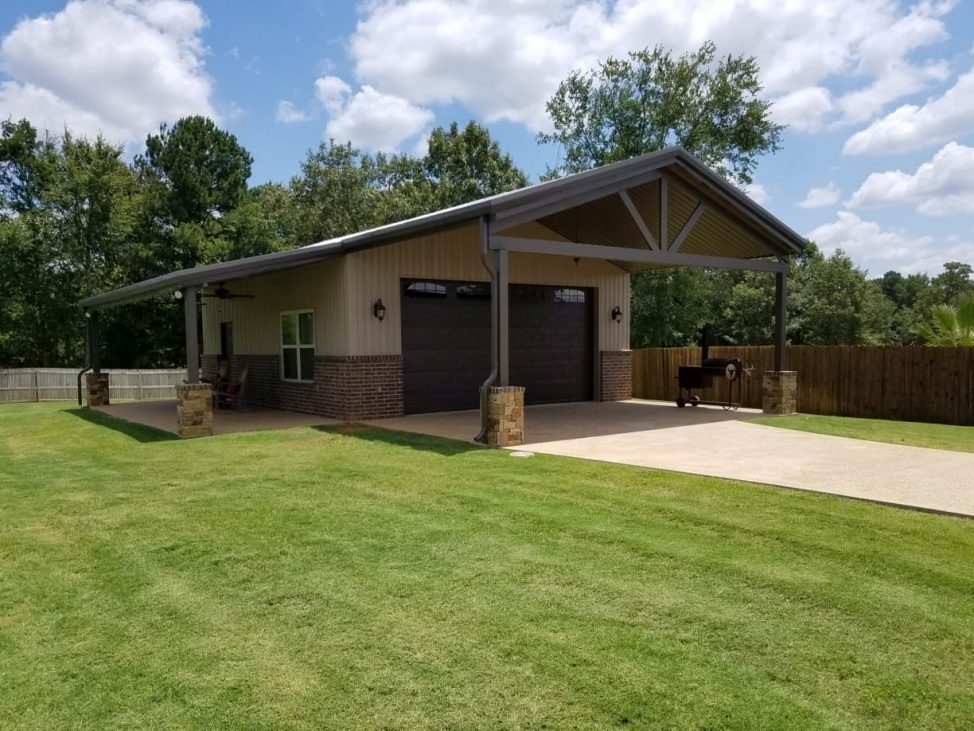 Residential Steel Building Carport