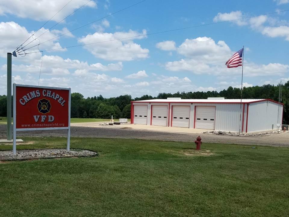 Community Steel Buildings